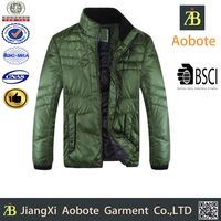 2015 Top Quality Breathable Man Warm Winter Coat,Fashion Softshell Down Suit