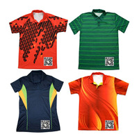 Digital Printing Custom Design Dry Fit Polo T-Shirt