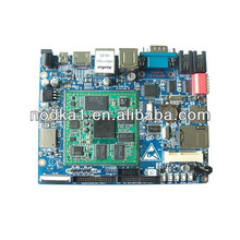Mini pc board motherboard integrated ethernet ports arm motherboard