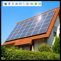 hot sale high quality bluesun best price power 260w solar panel