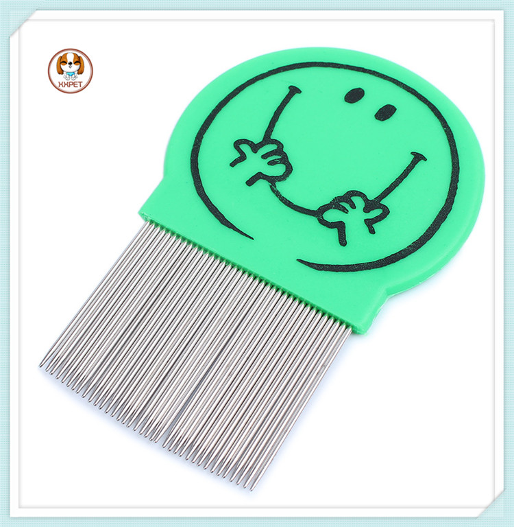 Good Quality Stainless steel pet lice comb/pet flea comb home useful things