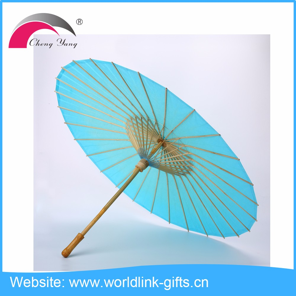 Chinese decoration umbrella china local crafts advertising gifts wedding umbrella