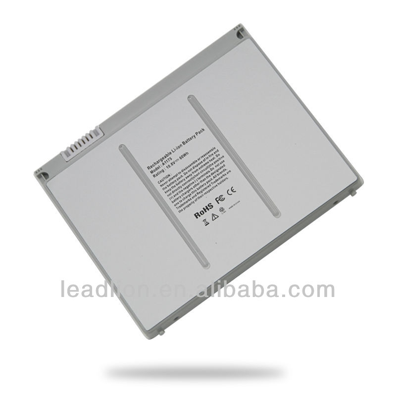 Nootbook Battery for Apple MACBOOK Pro 15 inch A1175 A1150 1260 A1226 A1211 Laptop 60Wh