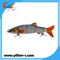 Outdoors blank hard plastic fishing lures Jointed lures