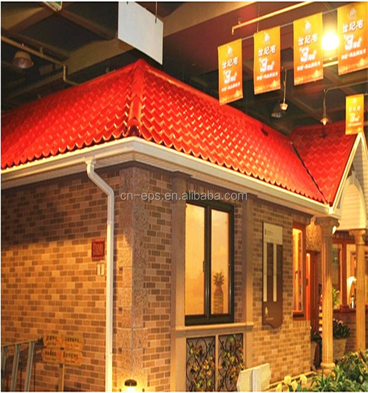 High quality watercraft acrylic resin adhensives stone coated metal roof tiles from China