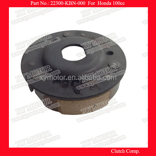 Original Scooter Spare Parts OE No. 22300-KBN-305 Wet Clutch Motorcycle