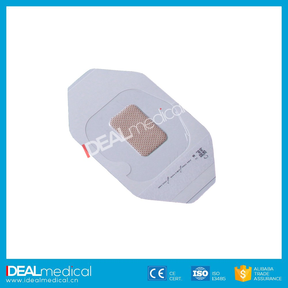 2017 China Wholesale Waterproof Medical Breathable IV Tegaderm Transparent Dressing