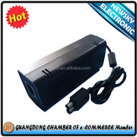 2014 latest popular sell! for XBOX360 ac adapter black colour