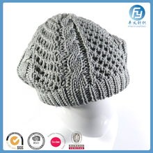 Hot Selling 100% Acrylic Beret Hat