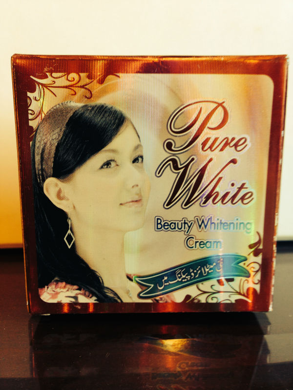 PURE WHITE BEAUTY CREAM