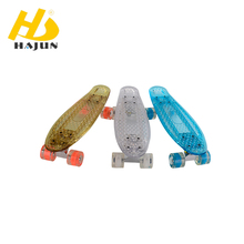 Best quality promotional street boards plastic cruiser skateboard for sale with high performance