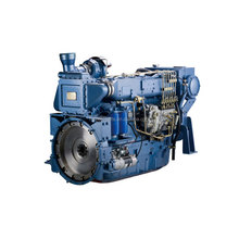 Weichai Marine 6 Cylinders Diesel Engine WD10C Series 1500RPM