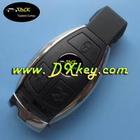 Wholesale price for mercedes benz smart key 3 button remote key (315 mhz/NEC chip)