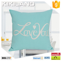 2016 various new designs hand work knitted cushion covers