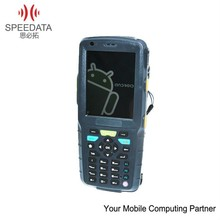 3.5inch Handheld Industrial PDA 1d Barcode Scanner Windows Mobile with Wireless