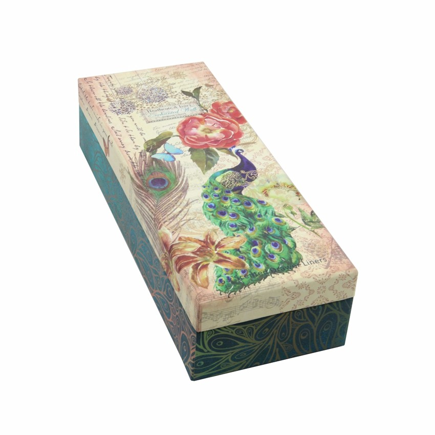 factory customzied luxury fancy cardboard gift christmas box paper