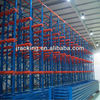Reliable storage tool medium duty drive-in pallet rack