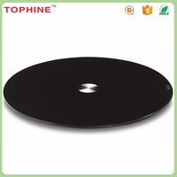 2017 Hot Sale Tempered Glass Round