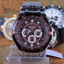 Updated low price curren watches design watch