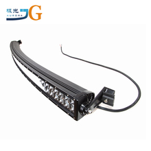 "50"" 288W curved LED light bar double row 3d reflector cup light bar for 4*4 truck SUV UTC AAL-I288"