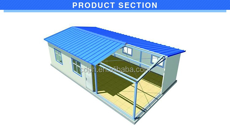 Prefabricated Building for Office, prefab homes
