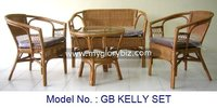 Indoor Furniture, Rattan Set, Rattan Sofa Set, Rattan Furniture For Living Room, Indoor Rattan Set