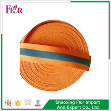 Fireproof flame resistant fabric reflective tape for garment