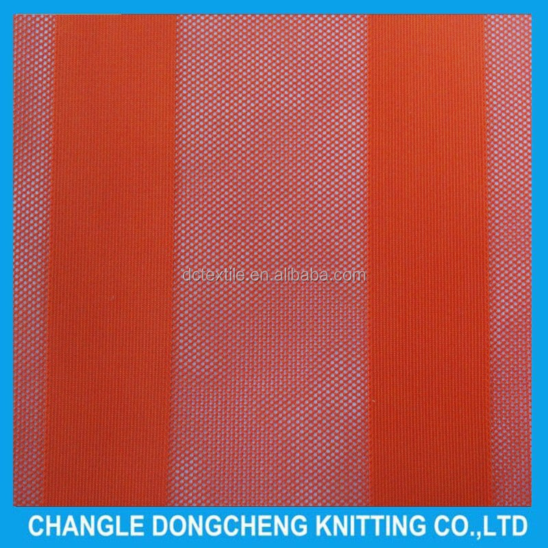cheap warp knitted stretch mesh polyester fabric for sportswear