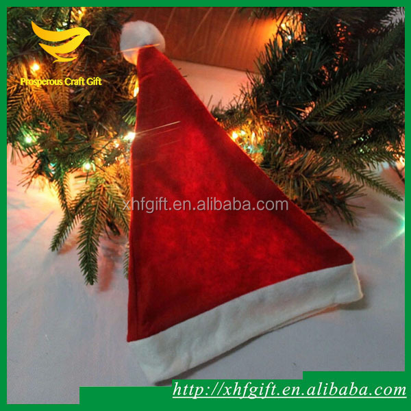 New arrival china wholesale christmas hat