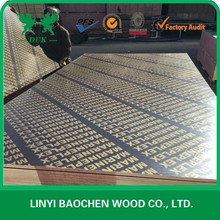 Hot selling film faced plywood for construction to Cambodia market