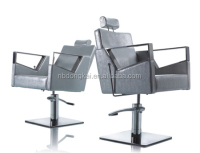 Wholesale Portable Hairdressing Chair / Adjustable Ladys Barber Chair supplier / Salon Furniture Modern Salon Chairs