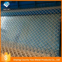 chain link fence poles/temporary construction chain link fence/aluminum chain link fence