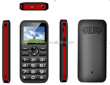 1.77 inch Big Screen Old Man 2G 3G Senior mobile phone with dual SIM