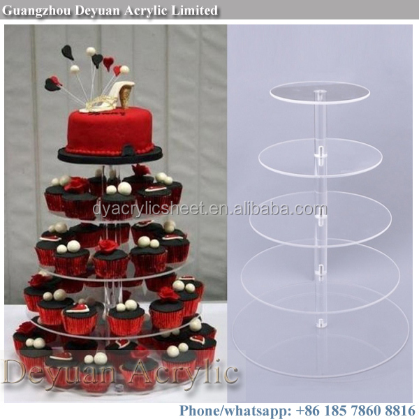 Cup cake display stand custom made good quality