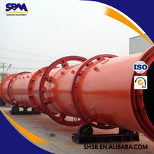SBM free shipping china supplier price list lime rotary kiln