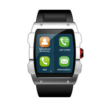 wholesale smart watch V18 with blutooth music sim card slot Running GPS trajectory free to share