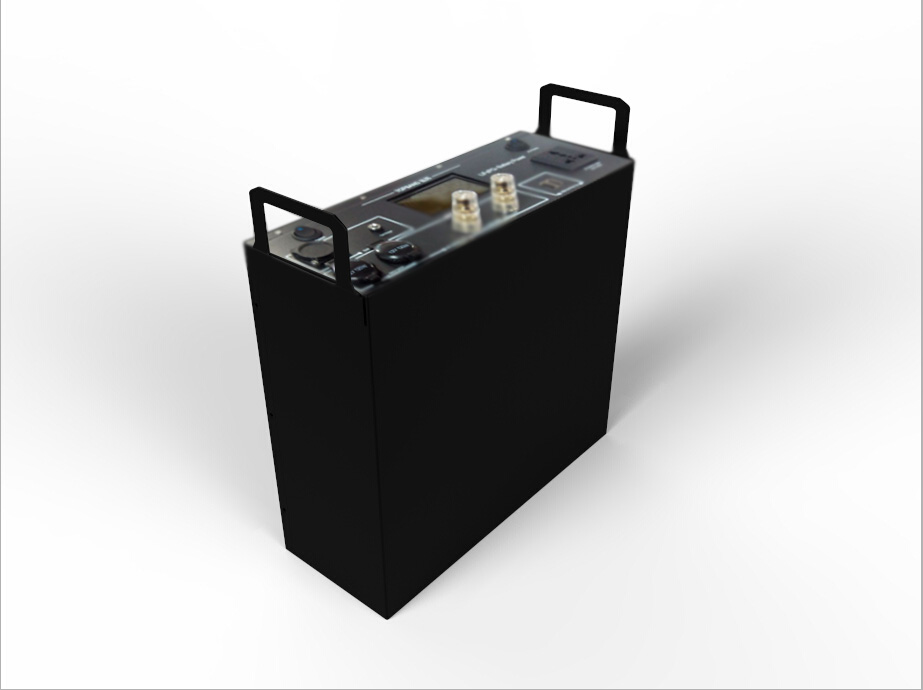 Hot selling industial lithium battery 24V 200Ah