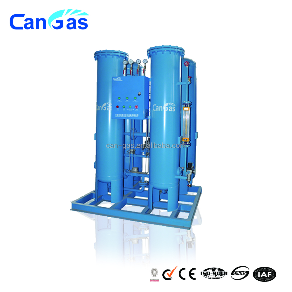 CE, ISO, BV, ASME Certified PSA VPSA Cryogenic Liquid <strong>Oxygen</strong> Generator Supplier