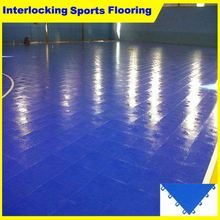 volleyball court flooring material
