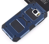 Bulk cell phone case shell for samsung galaxy s7 edge, rugged case for samsung galaxy s7