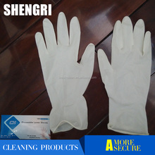No Smell Good Elastic Resisting Acid Latex Examination Gloves Prices