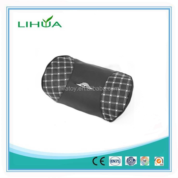 Auto Car Nylon Surface Sponge lining Head Neck pillow
