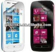 2012 Popular!!! Clear screen Protector/Film/Guard for Nokia Lumia 710(manufacture price)