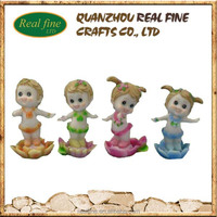 Decoration crafts polyresin fairy figurines