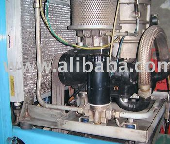 Mark screw compressor