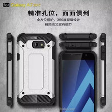 Hybrid Shockproof Hard Cover 2 in 1 Plastic Case For Samsung Galaxy A5 2017 A520