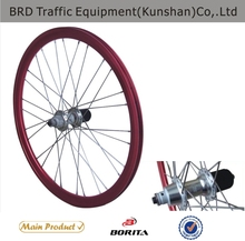 BORITA sale road bike wheels front and rear