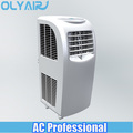Olyair OPO2 mobile air conditioner R410a 7000-10000BTU With four way caster
