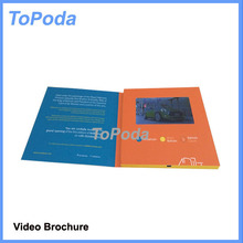 Customized video greeting card for birthday