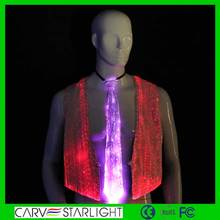 2016 Fashion special luminous light up glow in the dark led tie